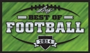 2014 Leaf Best Of Football Hobby 3-Box Case