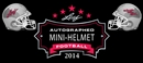 2014 Leaf Autographed Mini-Helmet Football Hobby 8- Box Case (Presell)