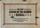 2014 Leaf Legends of the Diamond Baseball Hobby Box