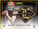 2014 Panini Limited Football Hobby Box (Presell)