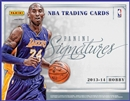 2013/14 Panini Signatures Basketball Hobby 12-Box Case (Presell)