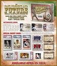 2014 In The Game Past, Present, & Future Baseball Hobby 20-Box Case (due April)