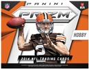 2014 Panini Prizm Football Hobby 12-Box Case (Presell)