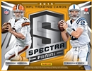 2014 Panini Spectra Football Hobby 8-Box Case (Presell)