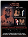 2014 Topps Dynasty Baseball Hobby 5-Box Case (Presell)