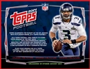 2014 Topps Football Hobby 12-Box Case (Presell)