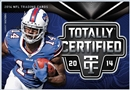 2014 Panini Totally Certified Football Hobby Box (Presell)