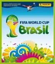 2014 Panini FIFA World Cup Soccer Sticker 24-Box Case