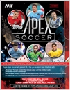 2015 Topps Apex Soccer 8-Box Hobby Case- DACW Live 20 Spot Random Team Break #4