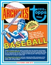 2015 Topps Archives Baseball Hobby Box (due June)