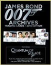 James Bond Archives Trading Cards Box (Rittenhouse 2015) (Presell)