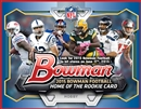 2015 Bowman Football Hobby 10-Box Case (Presell)