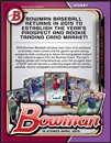 2015 Bowman Baseball Hobby 12-Box Case (Presell)