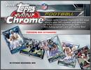2015 Topps Mini Chrome Football Hobby 12-Box Case (Presell)