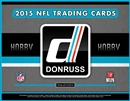 2015 Panini Donruss Football Hobby 20-Box Case (Presell)