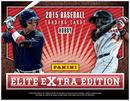 2015 Panini Elite Extra Edition Baseball Hobby 20-Box Case (Presell)