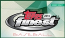 2015 Topps Finest Baseball Hobby 8-Box Case (Presell)