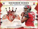 2015 Panini Gridiron Kings Football Hobby Box (Presell)