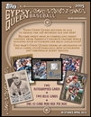 2015 Topps Gypsy Queen Baseball Hobby 10-Box Case (Presell)