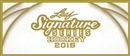 2015 Leaf Signature Series Hockey Hobby 12-Box Case (due June)