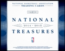 2014/15 Panini National Treasures Basketball Hobby 3-Box Case (Presell)