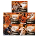2015 Onyx Platinum National Edition Baseball 5 Card Set