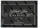2015 Panini Las Vegas Industry Summit Black Box