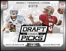 2015 Panini Prizm Collegiate Draft Picks Football Hobby 20-Box Case (Presell)