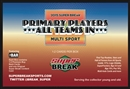 2015 Super Break Primary Players: All Teams In Hobby Box