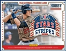 2015 Panini USA Stars & Stripes Baseball Hobby 20-Box Case (Presell)