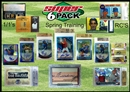 2015 Super Break Super 6 Pack Spring Training Edition Baseball Hobby Box (Presell)