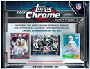 2015 Topps Chrome Football Hobby 12-Box Case (Presell)