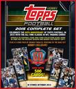 2015 Topps Factory Set Football Hobby (Box) (Presell)