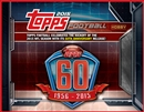 2015 Topps Football Jumbo 6-Box Case (Presell)