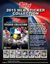 2015 Topps Baseball MLB Sticker Collection Box + Album (Presell)