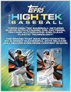 2015 Topps High Tek Baseball Hobby 12-Box Case - DACW Live 30 Spot Random Team Break #1