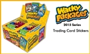 Wacky Packages Trading Cards Stickers 8-Box Case (Topps 2015)