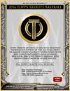 2016 Topps Tribute Baseball Hobby 8-Box Case (Presell)