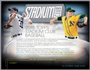 2015 Topps Stadium Club Baseball Hobby 16-Box Case (Presell)