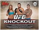 2015 Topps UFC Knockout Hobby 8-Box Case (Presell)