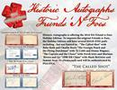 2016 Historic Autographs Friends and Foes Holiday Edition Baseball Hobby 13-Box Case (Presell)