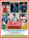 2016 Topps Archives Baseball Hobby 10 Box Case - DACW Live 30 Spot Random Team Break #1