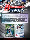 2016 Bowmans Best Baseball Hobby 8-Box Case (Presell)