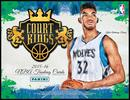 2015/16 Panini Court Kings Basketball Hobby 15-Box Case (Presell)