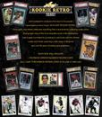2016 Leaf Rookie Retro Hobby 5-Box Case (Presell)