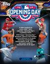 2016 Topps Opening Day Baseball Hobby 20-Box Case (Presell)