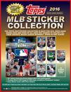 2016 Topps Baseball MLB Sticker Collection 16-Box Case