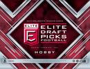 2017 Panini Elite Draft Picks Collegiate Football Hobby 16-Box Case (Presell)