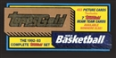1992/93 Topps Basketball Gold Factory Set