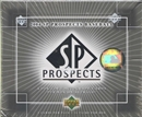 2004 Upper Deck SP Prospects Baseball Hobby Box